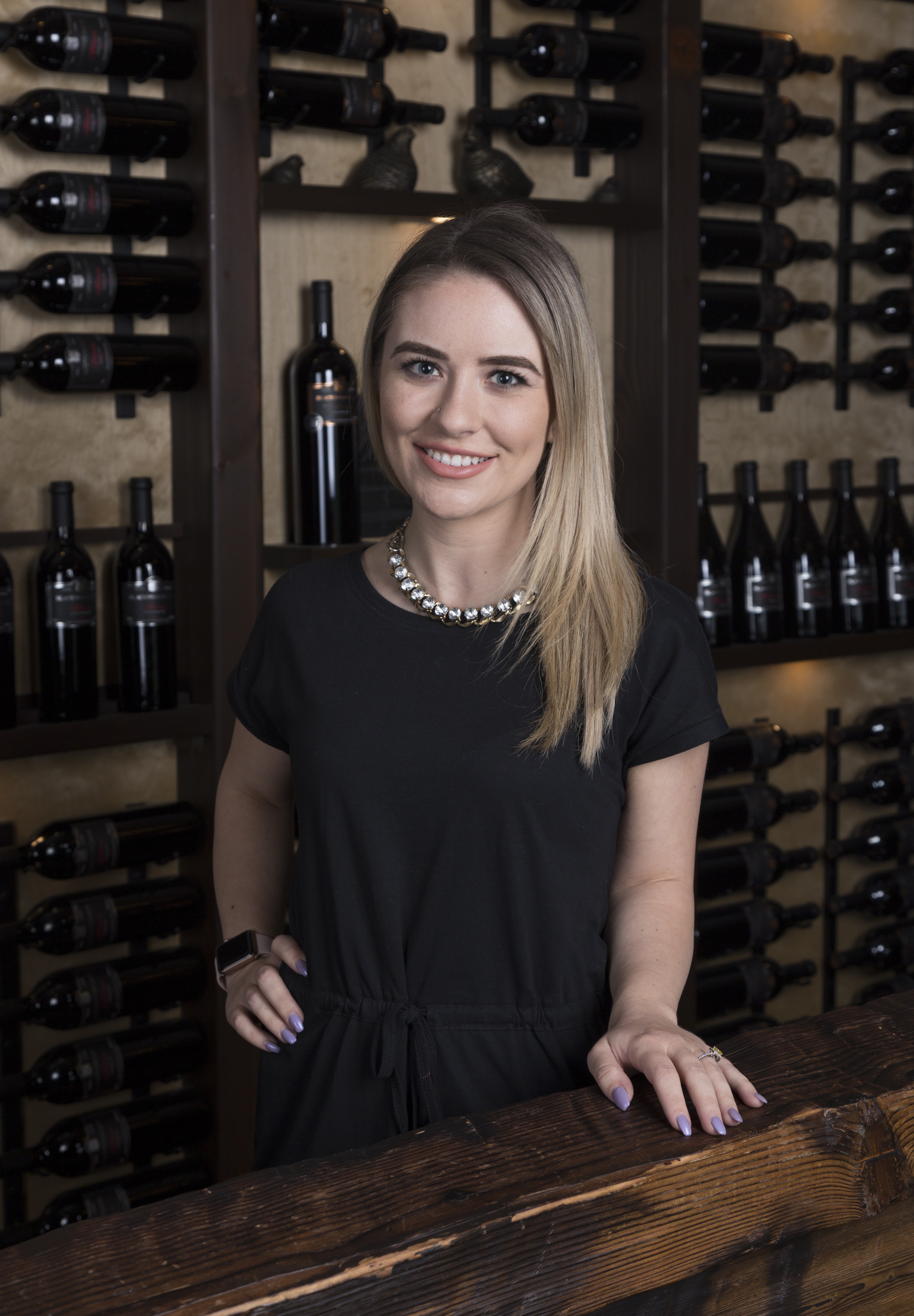 Kelli Kling, Product Administrator-  Blackwoodlane Winery