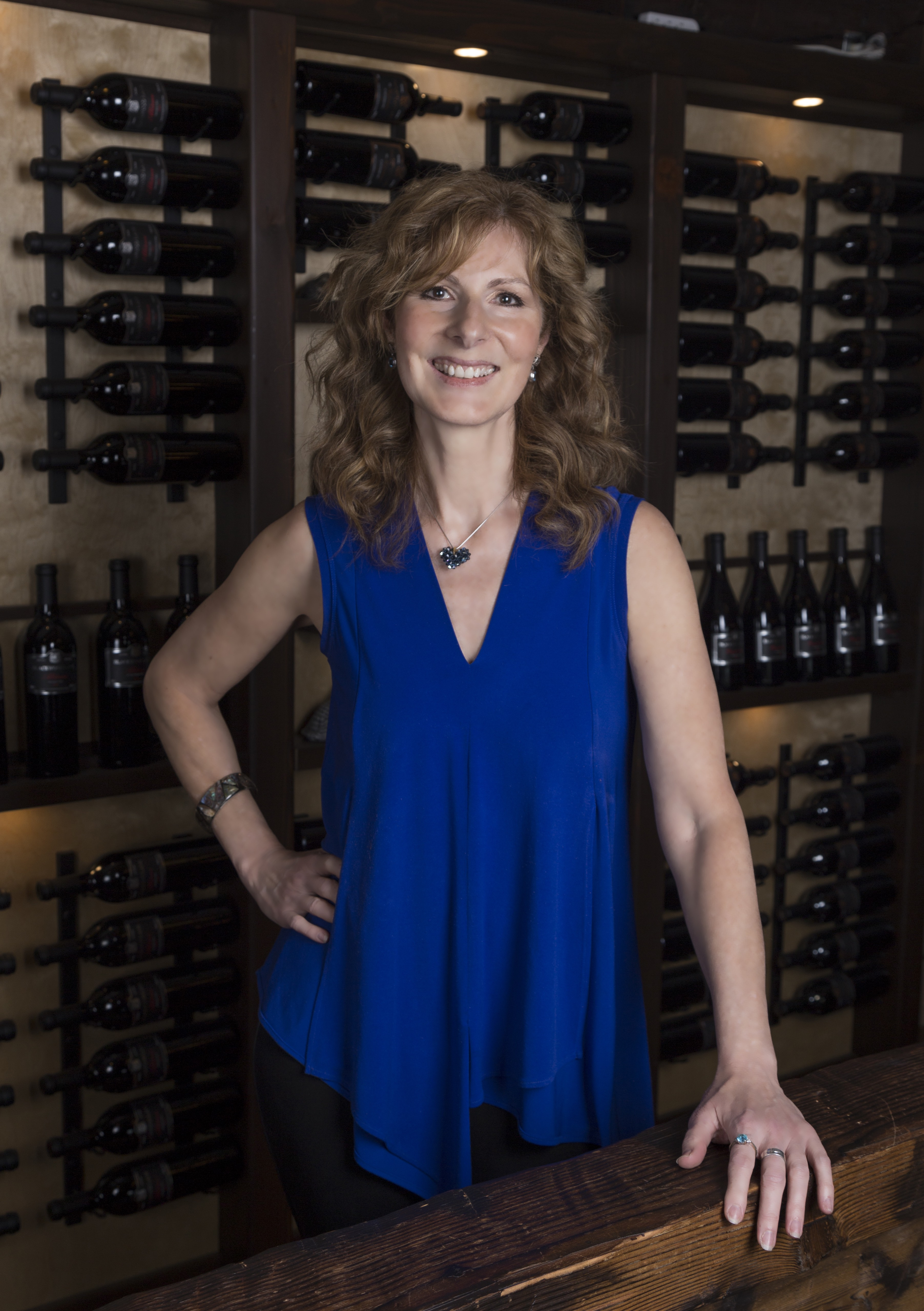 Kimberley Collins, General Manager-  Blackwoodlane Winery