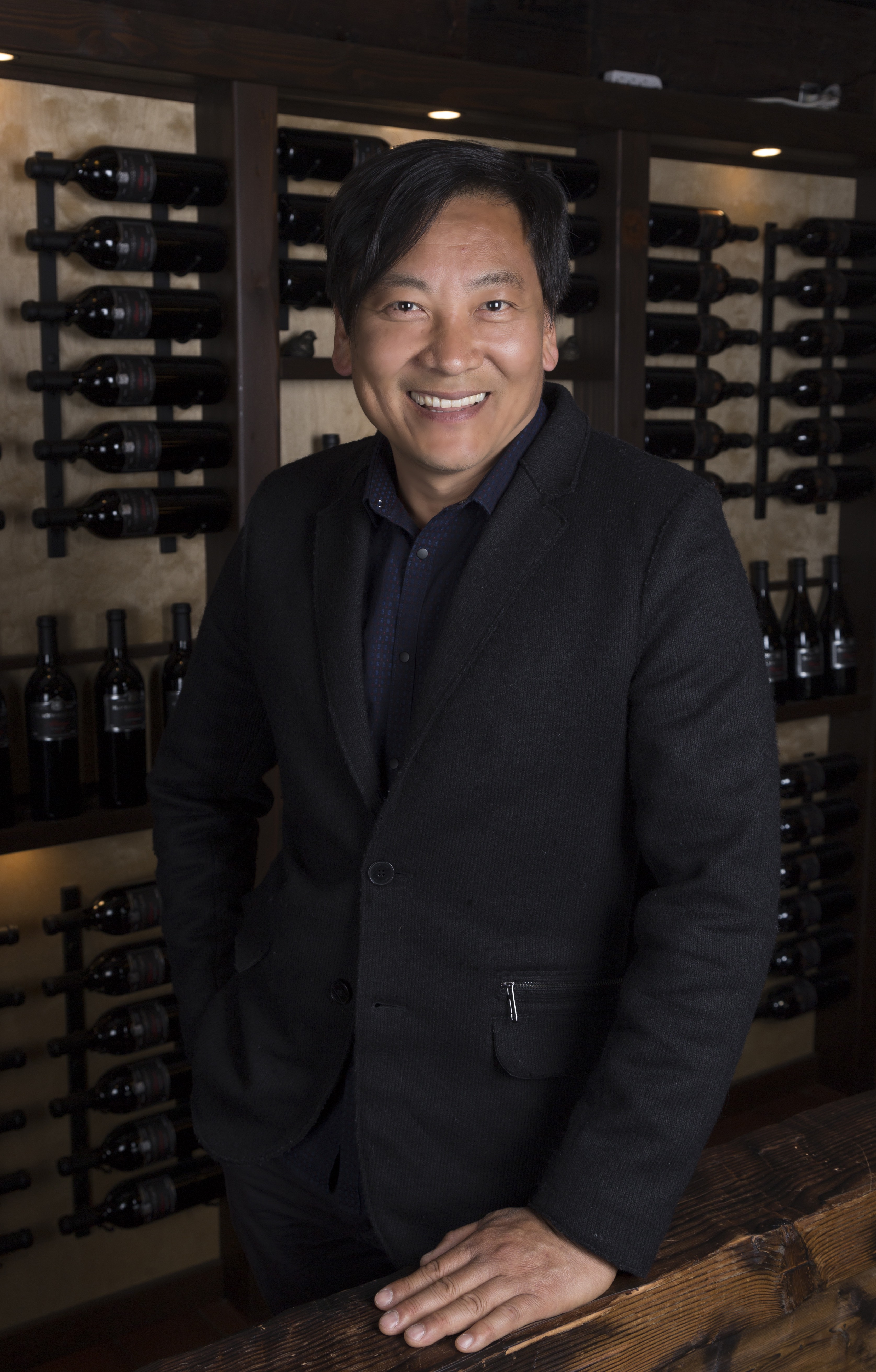 Carlos Lee President & CEO Blackwoodlane Winery